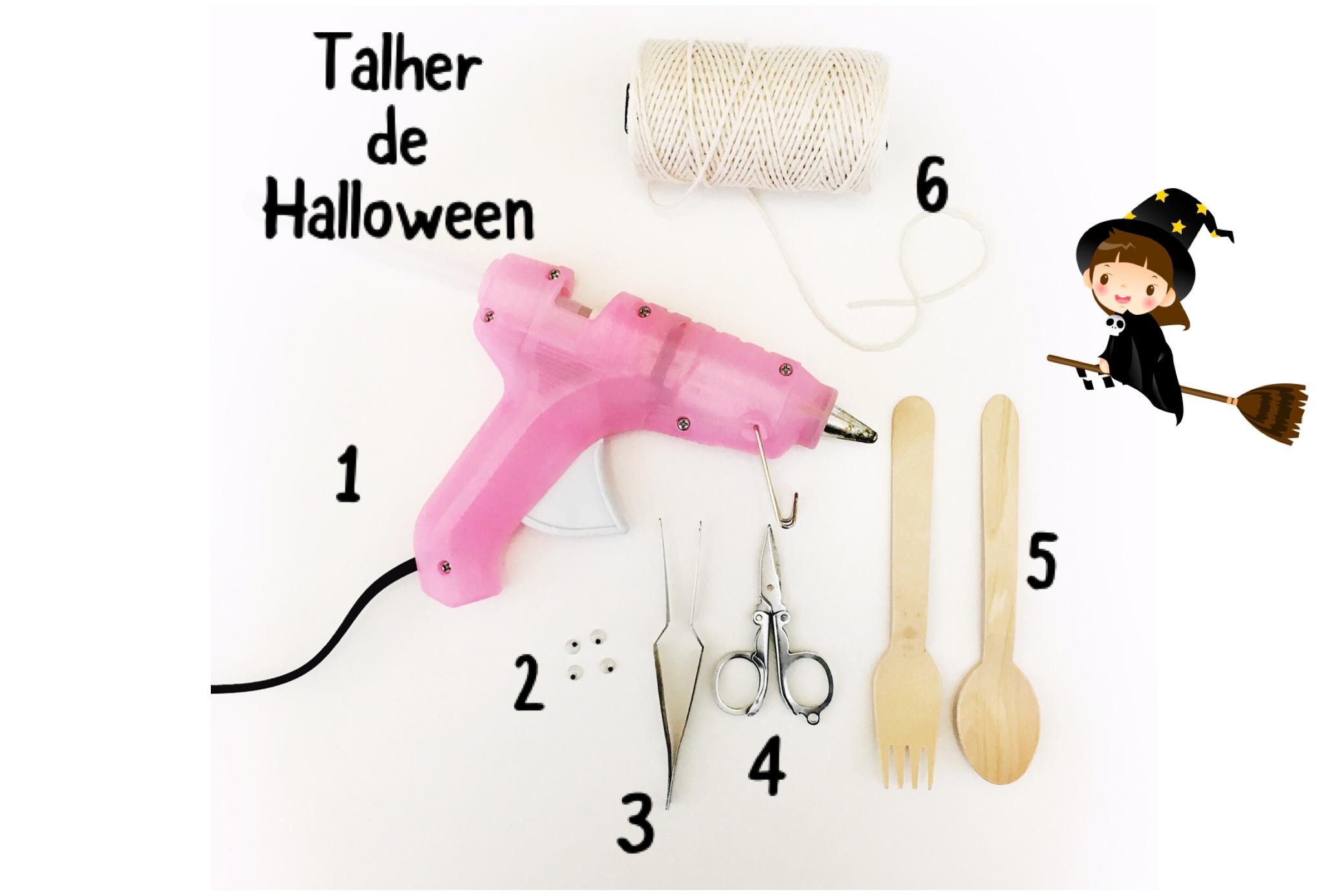 Talher de Halloween