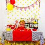 mesa-decorada-festa-circo